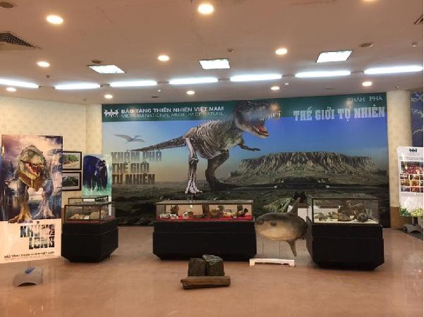 """Triển lãm """"Tuần Văn hóa Du lịch Di sản xanh – Nơi gặp gỡ con người và thiên nhiên"""" lần thứ 2 tại Hà Nội 2017"""