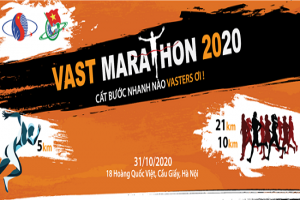 GIẢI VAST MARATHON 2020